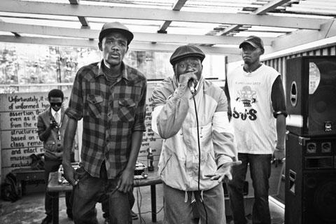 Last Sunday - Rapster