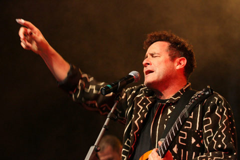 Freebie - Johnny Clegg At Kirstenbosch