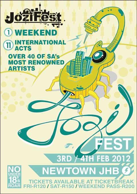 Freebie - Jozifest 2012