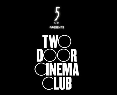 freebie - Two Door Cinema Club