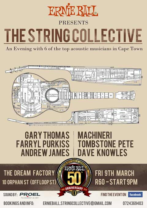Freebie - The String Collective