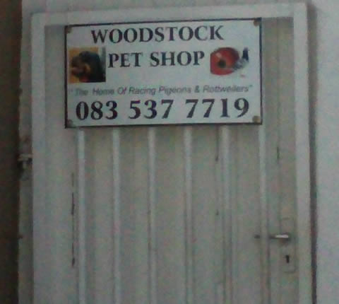 Woodstock Pet Shop