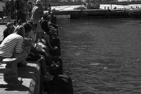 Hout Bay - Fishing