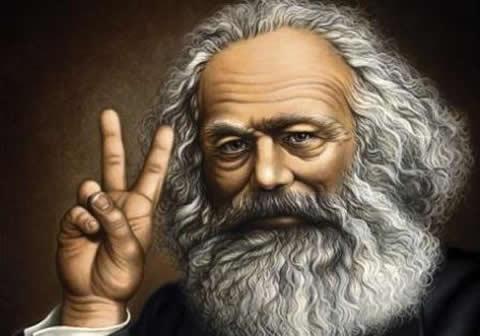 Marx, Occupy Rondebosch