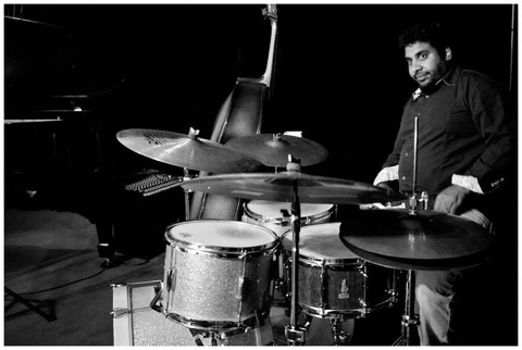 Jazz Club - On The Drums