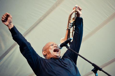 Hugh Masekela - Opening Image