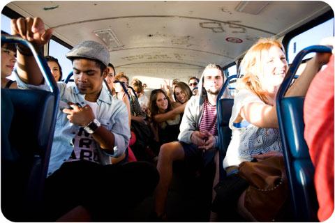 5 Gum - Bus Ride