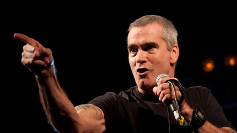 Henry Rollins - Opening Image