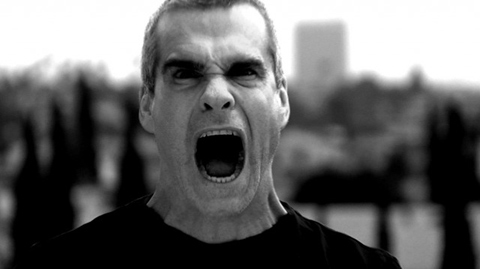 Henry Rollins - Pissed