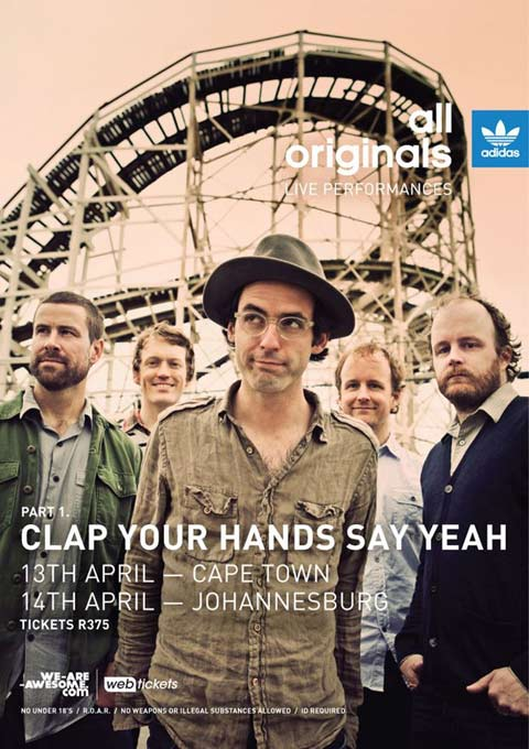 freebie - Clap Your Hands Say Yeah