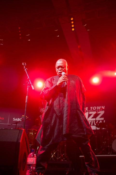 Jazzfest - Harmonizing