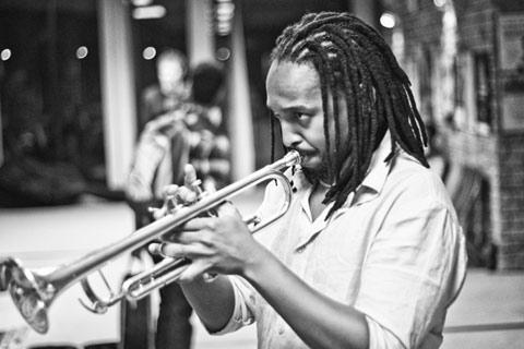 Lwanda Gogwana - Trumpet