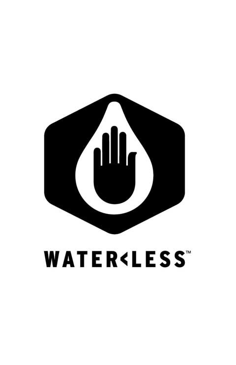 Levi's - Waterless mark