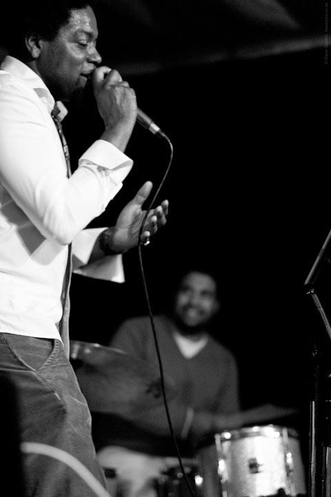 Soweto Kinch - MC Soweto Kinch