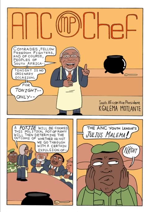 Masterchef of the ANC