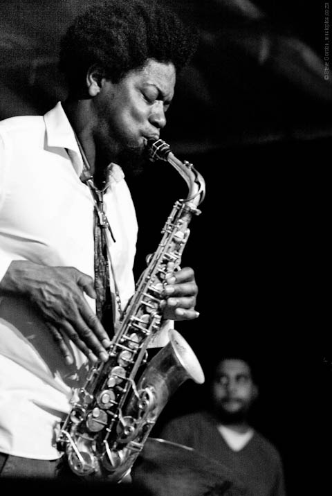 Soweto Kinch - On the Sax