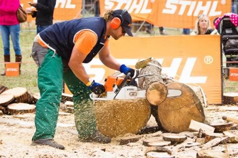 Stihl Lumberjack Festival