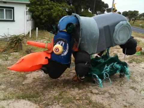 Flotsam Rhino