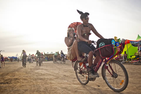 AfrikaBurn | Tourist and Terrorist