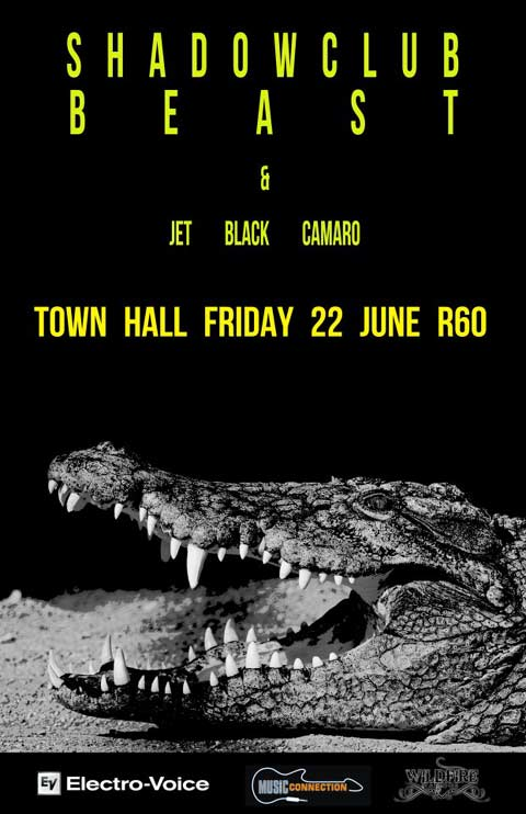 freebie - Shadowclub, Beast & Jet Black Camero
