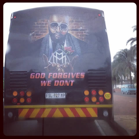 Forgive the Bus Driver