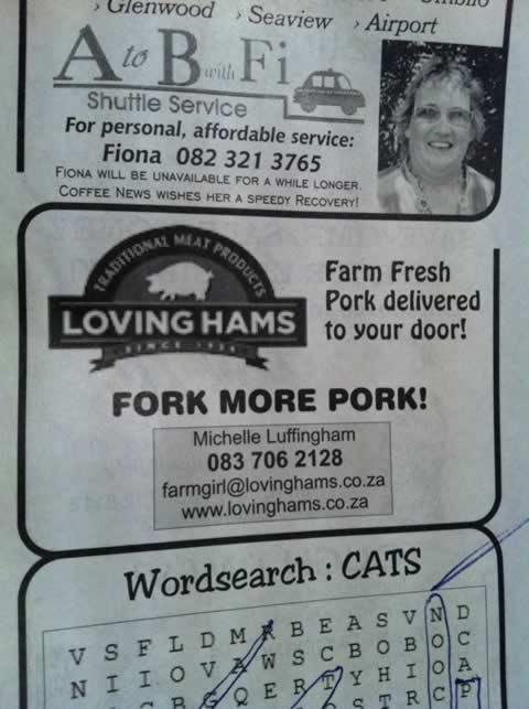 Loving Hams