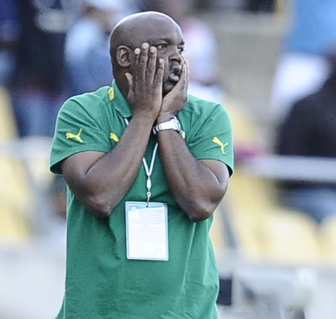 Pitso Mosimane | Instant Intolerance