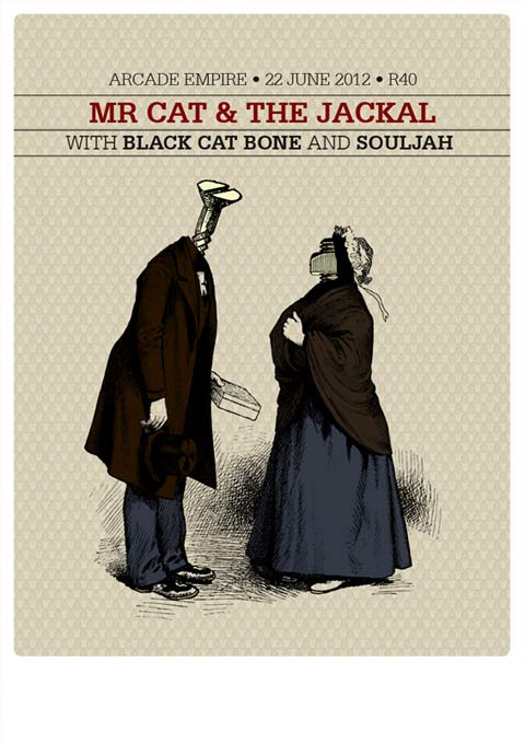 freebie - Mr. Cat & the Jackal, Black Cat Bones & Souljah