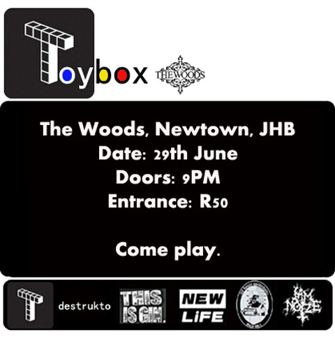 Freebie - Toybox at Woods