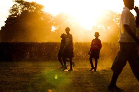 Last Sunday - Zambia
