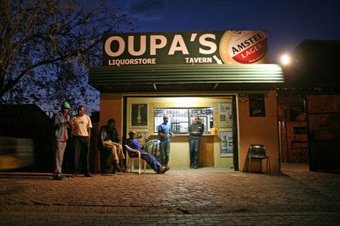 Kimberley - Oupa's