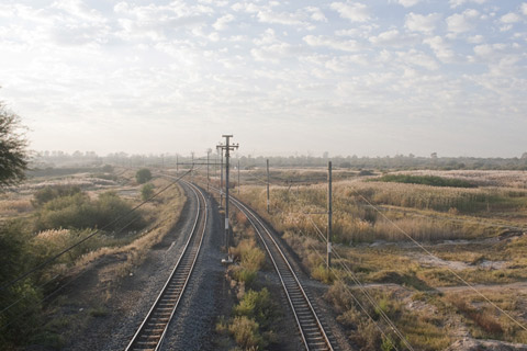 Kimberley - Railway