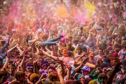 Holi Festival Cape Town