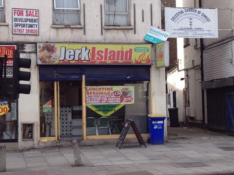 Jerk Island