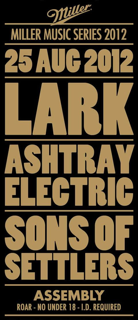 Lark goes Electro