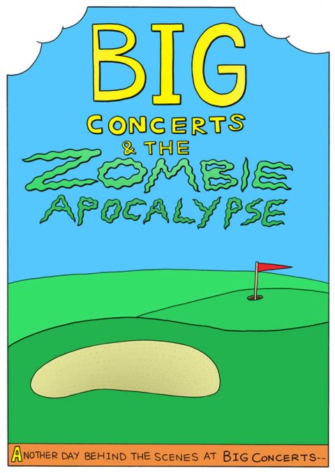 The Last Nub | Big Concerts and the Zombie Apocalypse