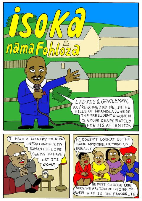 iSoka namaFohloza