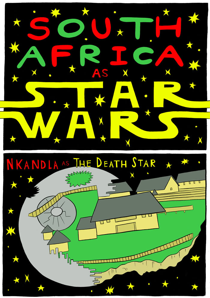 The Last Nub | South African Star Wars