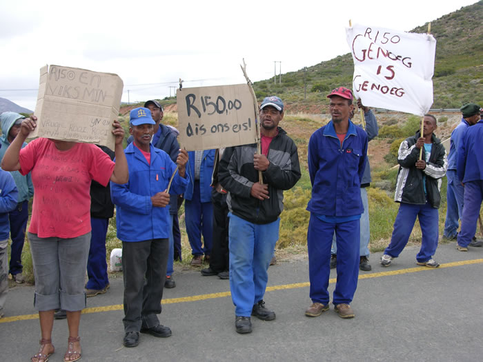 Notes from a Farmworkers Strike