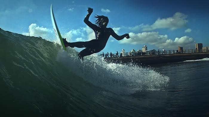 Monkey Surf Rock