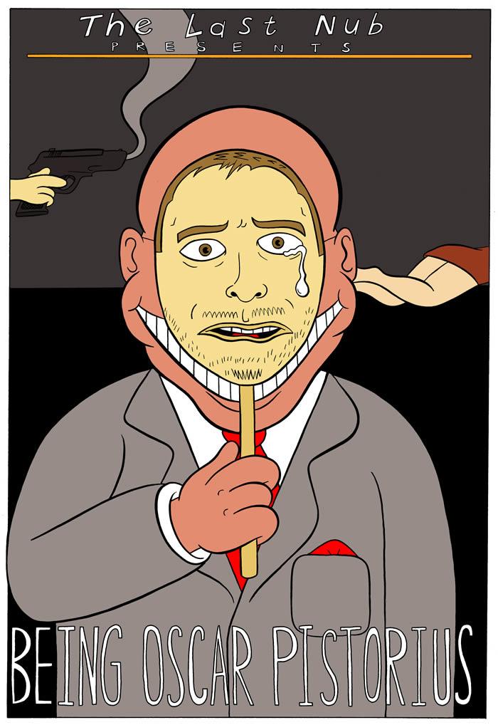 Being Oscar Pristorius 1