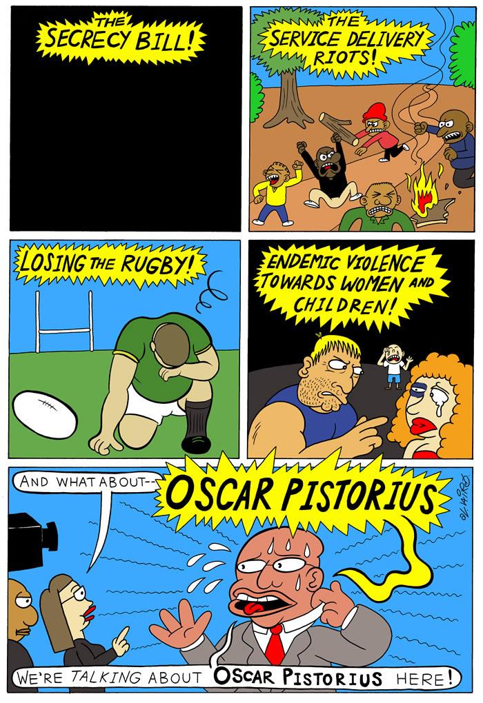 Being Oscar Pristorius 3