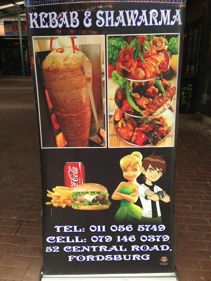 Fordsburg Kebabs