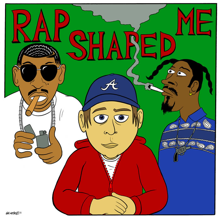 Rap Shaped Me