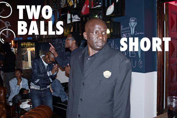 Two Balls Short