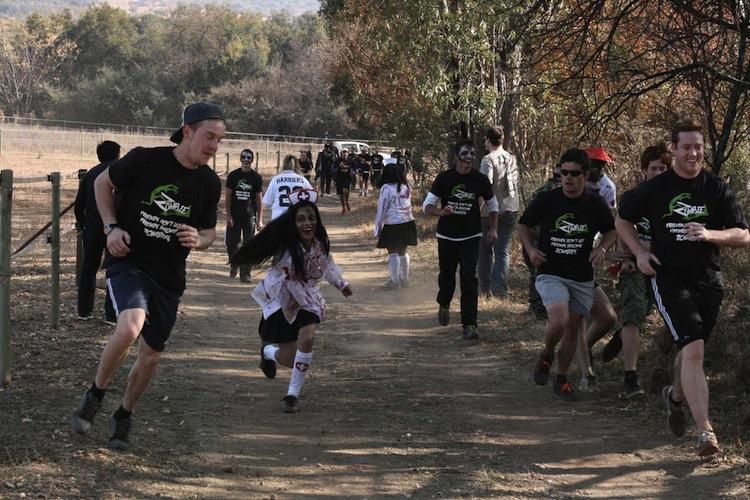 Zombie Run