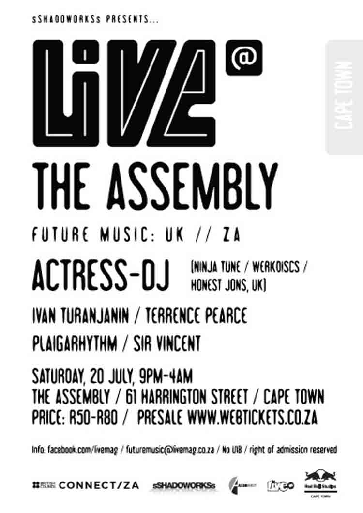 Live@ The Assembly