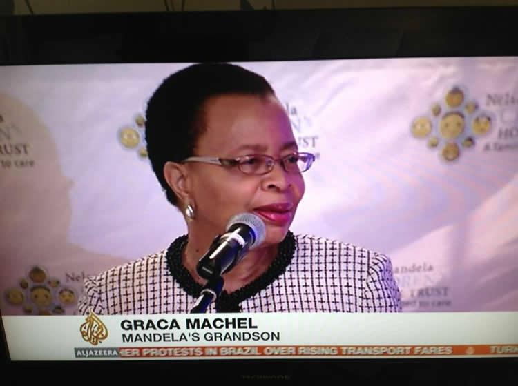 Mandela Mania