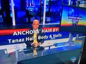 Anchors Hair