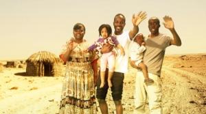 Africa's Saviors